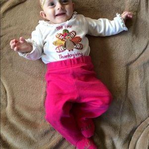 613d6cbd8f9b Koala Kids Matching Sets | Baby Girl First Thanksgiving Outfit ...